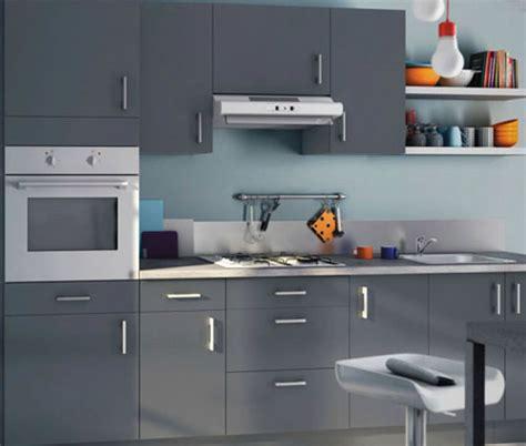 cuisine gris clair déco cuisine gris clair exemples d 39 aménagements