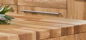 Echtholz Arbeitsplatte Küche : arbeitsplatte vollholz ~ Michelbontemps.com Haus und Dekorationen