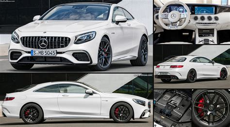 mercedes benz  amg coupe  pictures information