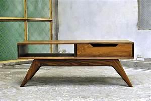 mid century pop up storage coffee table walnut west elm With mid century pop up coffee table