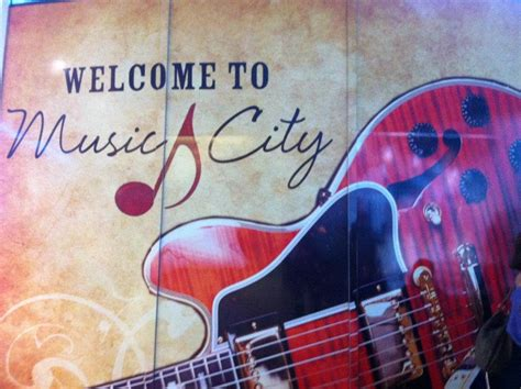Considering Country In Music City