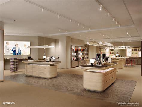 nespresso  open  boutique concept  vancouvers