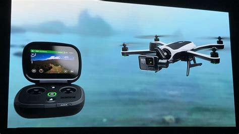 gopro finally shows   foldable karma drone   super sleek read  karma