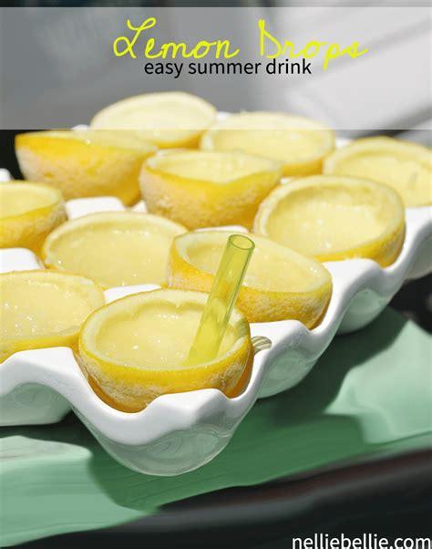 lemon drop recipe lemon drop recipe a perfect summer cocktail