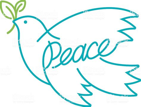 Peace Dove Stock Vector Art & More Images Of Air Vehicle