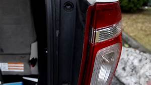 2011 Ford Explorer Reverse Light Bulb Replacement