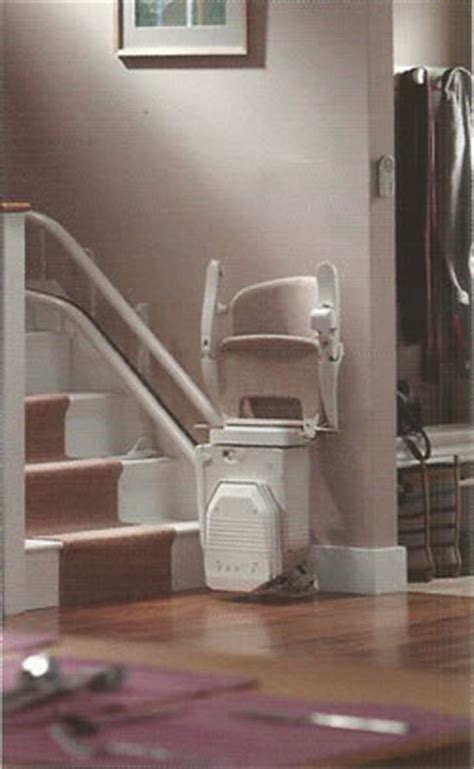 stannah starla stairlift for curved stairs