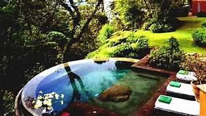 Mini Pool Garten YouTube