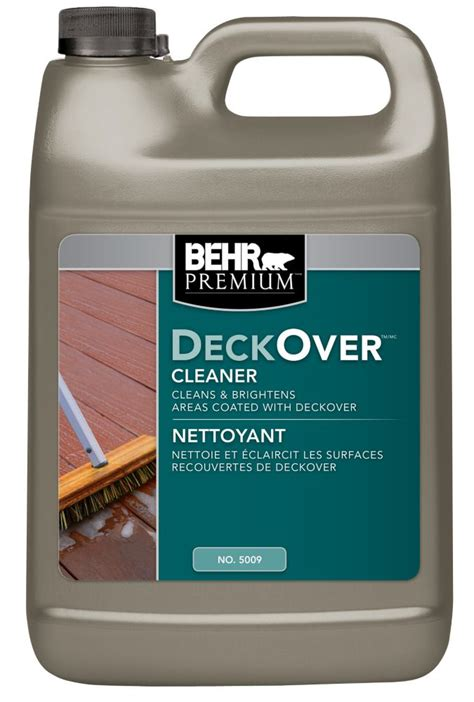 Behr Deck Cleaner And Brightener Directions by Cil Woodcare Ultra Premium Solid Stain Base 3 3 L