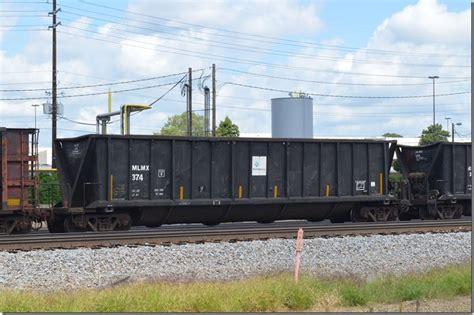 Metals Lynchburg Va csxths rail fanning coal car cornucopia 12 11 2018