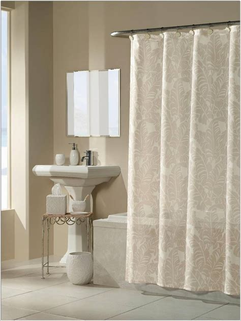 What Color Shower Curtain For A Small Bathroom by Shower Curtains For Your Bathroom