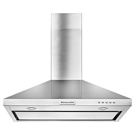 kitchen hood fan home depot kitchenaid 36 in convertible range hood in stainless