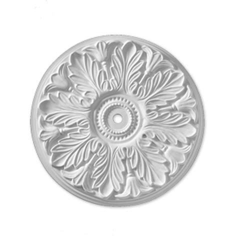 two ceiling medallions home depot fypon 19 1 8 inch x 19 1 8 inch x 1 inch smooth