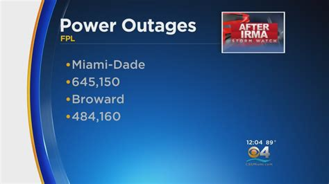 fpl dealing  unprecedented amount  power outages doovi