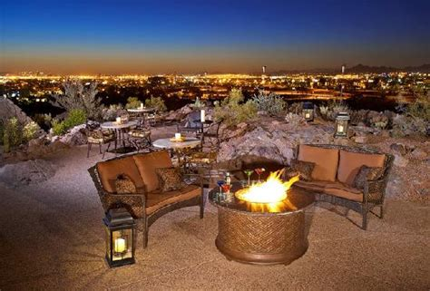 cuisin az outdoor patio picture of top of the rock restaurant