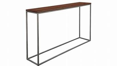 Console Table Framework Cb2 Dining Tables Height