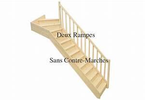 Escalier Quart Tournant Haut Droit : escalier oslo white en diam 140 burger ~ Dailycaller-alerts.com Idées de Décoration