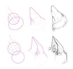 How to Draw Anime Cat Ears