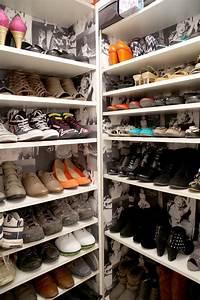 Idee Rangement Chaussure : mon shoesing diy cr er facilement un rangement pour chaussures ~ Teatrodelosmanantiales.com Idées de Décoration