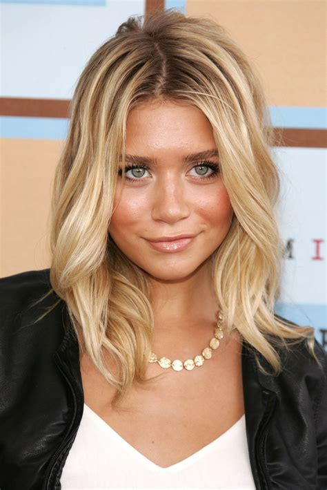 Medium Length Haircuts For Blondes  Haircuts Models Ideas
