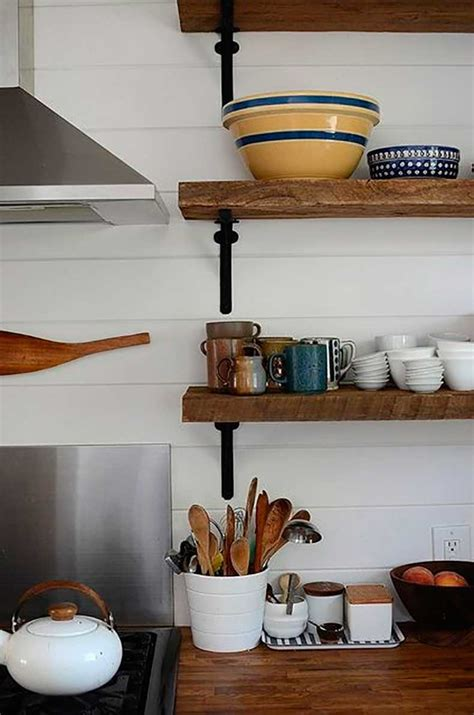 inspiracion  cocinas estanterias abiertas cut