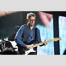 Eric Clapton Postpones La Shows Due To 'severe Bronchitis' Billboard