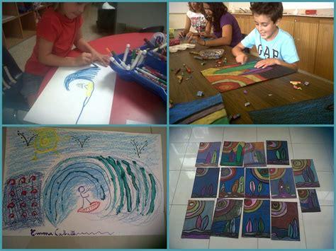 Surf Art Lesson Plan @ Ms.nat