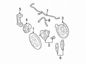 Chevrolet Equinox Abs Wheel Speed Sensor  Rear   Drive