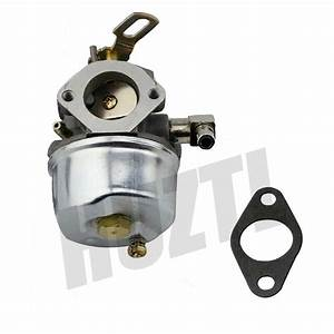 Carburetor Carb For Tecumseh Snowblower 640298 Ohsk70
