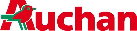auchan si e social file auchan logo png