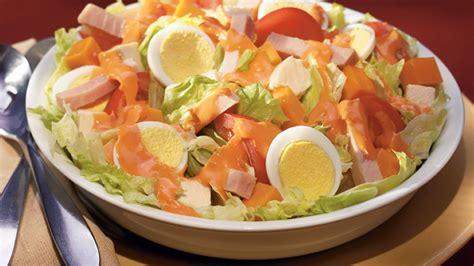 Deluxe Chef Salad | Wish-Bone® DressingWish-Bone® Dressing