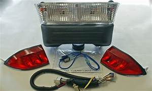 Club Car Precedent Golf Cart Light Kit