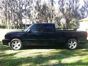 Find used 2004 Chevrolet Silverado 1500 SS Extended Cab ...