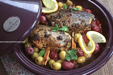 comment cuisiner une cuisse de poulet tajine de poisson à la chermoula les joyaux de sherazade