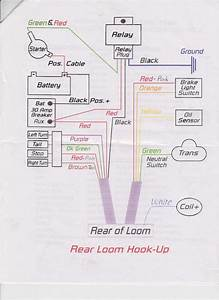 Harley Davidson 2006 Softail Headlight Wiring Diagram
