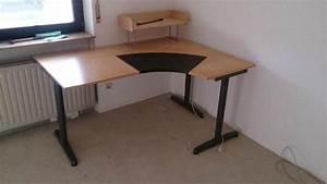Schreibtisch Höhenverstellbar Ikea : ikea de schreibtisch galant ~ Markanthonyermac.com Haus und Dekorationen