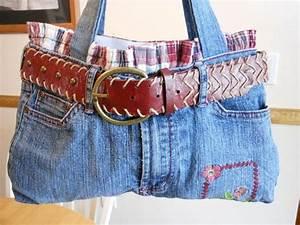 Nähen Aus Alten Jeans : moderne handtasche aus alten jeans n hen 2 ~ Frokenaadalensverden.com Haus und Dekorationen