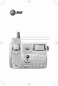 At U0026t Answering Machine E5865 User Guide