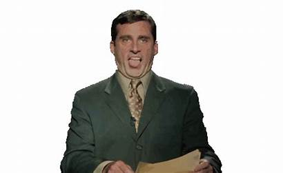 Transparent Steve Carrell Carell Silly Animated Funny