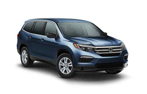 Honda Pilot Lease   2019 2020 New Car Release Date