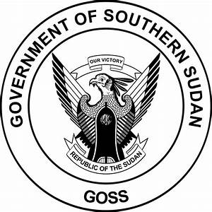 File:Seal of the Government of Southern Sudan (2005-2011 ...