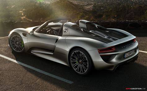 hybrid porsche 918 porsche 918 spyder hybrid headed for pebble beach