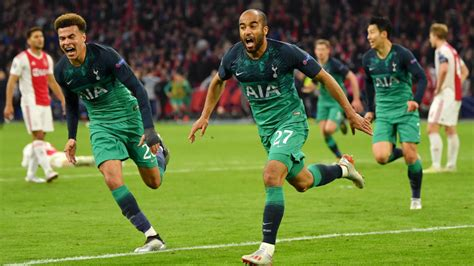 Tottenham vs. Ajax score: Lucas Moura Champions League hat ...