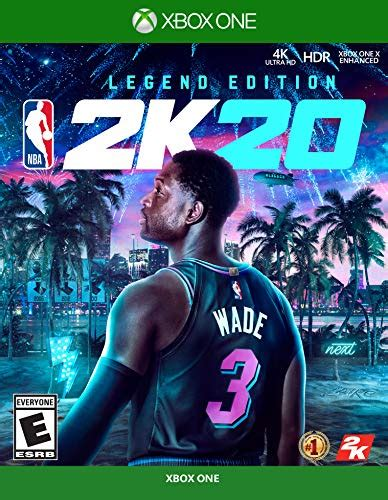 NBA 2K20 Legend Edition Release Date (Xbox One, PS4, Switch)