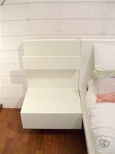 Ikea Table De Nuit : table de chevet ikea malm ~ Teatrodelosmanantiales.com Idées de Décoration