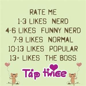 Instagram Rate ... Rate Quotes