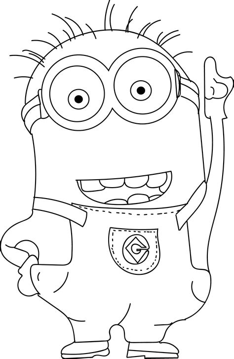Kerst Minions Kleurplaat by Minions Coloring Pages Minions Kleurplaten