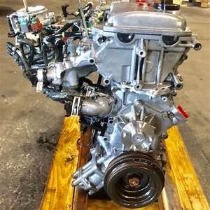 Nissan Frontier Xterra 2 4l Engine 2001 2002 2003 2004
