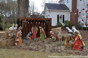 17 best images about decoration and lights outdoors on pinterest parks nativity scenes and