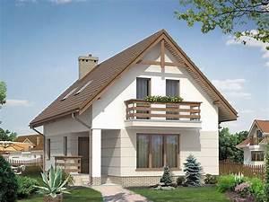 Proiect casa cu Mansarda m2011